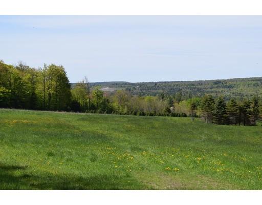Terrain pour l Vente à 29 Porter Hill Road Cummington, Massachusetts 01026 États-Unis