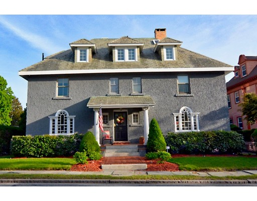 Single Family Home for Sale at 70 HAWTHORN STREET New Bedford, Massachusetts 02740 United States