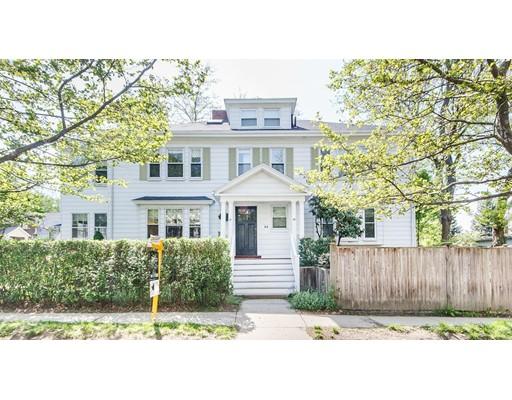 Condominium for Sale at 21 Watson Road Belmont, Massachusetts 02478 United States