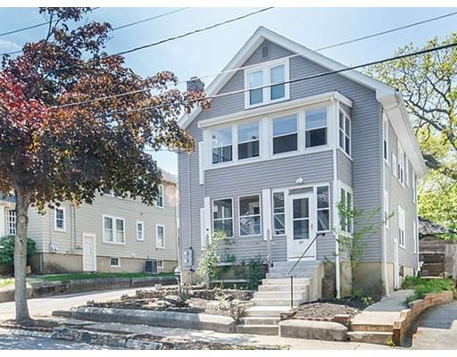 Multi-Family Home for Sale at 56 Springfield Street Belmont, Massachusetts 02478 United States