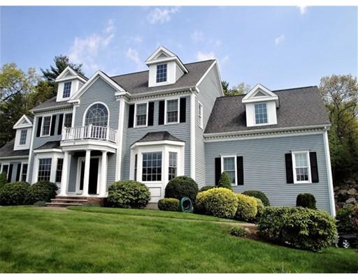 Casa Unifamiliar por un Venta en 2 James Millen Road North Reading, Massachusetts 01864 Estados Unidos