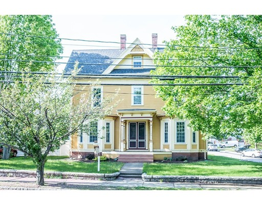 Single Family Home for Sale at 128 SALEM STREET Reading, Massachusetts 01867 United States