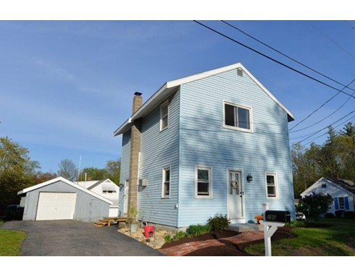 Single Family Home for Sale at 290 Peabody Avenue Manchester, New Hampshire 03109 United States