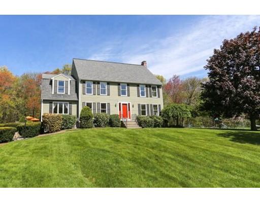 Single Family Home for Sale at 173 BARNARD Road Marlborough, Massachusetts 01752 United States