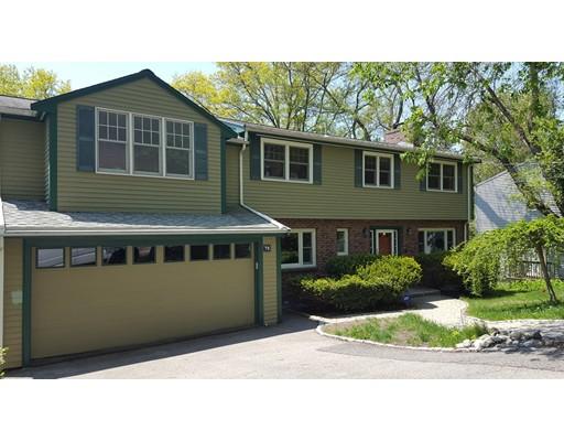 独户住宅 为 出租 在 70 Wallis Road 布鲁克莱恩, 02467 美国