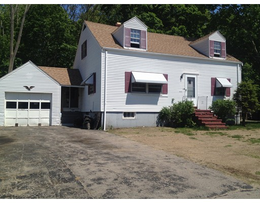 Single Family Home for Sale at 417 South Franklin Street Holbrook, Massachusetts 02343 United States