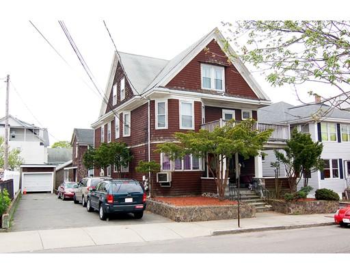 Multi-Family Home for Sale at 14 Floyd Street Everett, Massachusetts 02149 United States