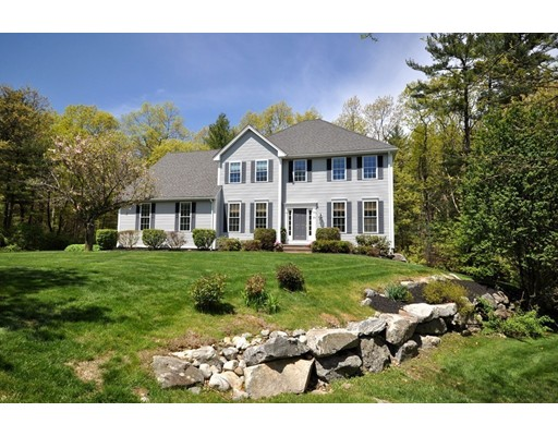 Single Family Home for Sale at 20 Alexandra Way Acton, Massachusetts 01720 United States