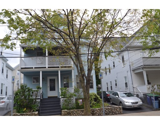 Multi-Family Home for Sale at 111 Rogers Avenue Somerville, Massachusetts 02144 United States