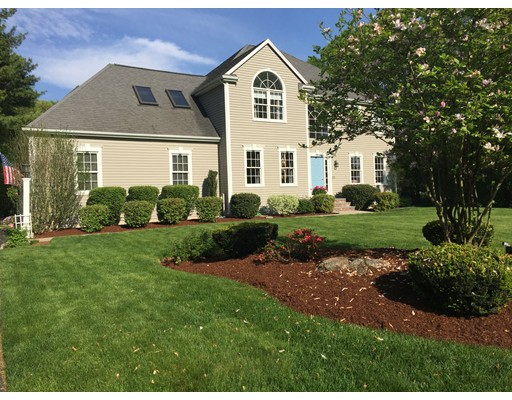 Single Family Home for Sale at 23 Old North Trail Mansfield, Massachusetts 02048 United States