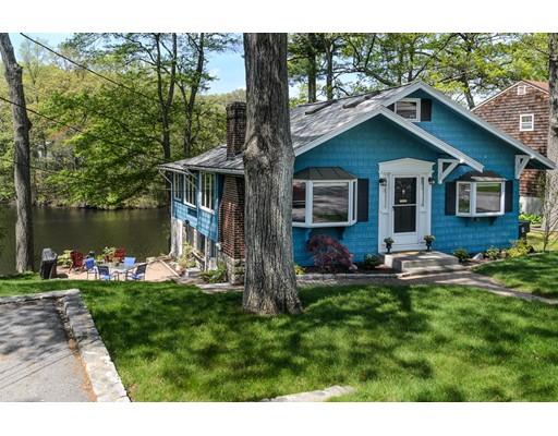 Single Family Home for Sale at 11 Jennings Pond road Natick, Massachusetts 01760 United States
