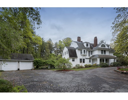 Single Family Home for Sale at 257 Belknap Road Framingham, Massachusetts 01701 United States