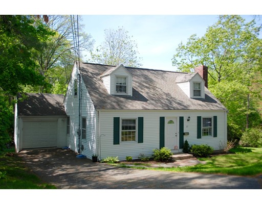 Single Family Home for Sale at 21 Nimitz Circle Natick, Massachusetts 01760 United States