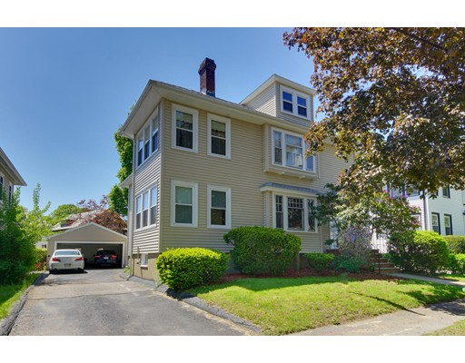 Multi-Family Home for Sale at 83 Chester Road Belmont, Massachusetts 02478 United States