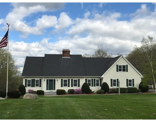 Casa Unifamiliar por un Venta en 133 Glenview Street Upton, Massachusetts 01568 Estados Unidos