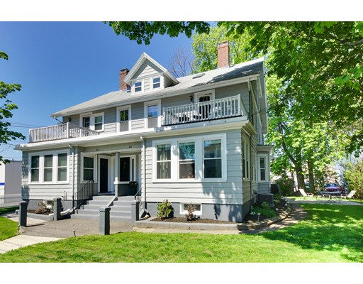 Picture 11 of 33 Howard St Unit 2 Watertown Ma 2 Bedroom Condo