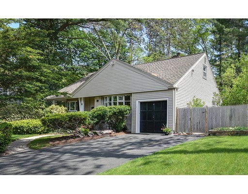Single Family Home for Sale at 6 Retrop Road Natick, Massachusetts 01760 United States