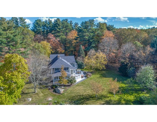 Single Family Home for Sale at 141 Pond Street Hopkinton, Massachusetts 01748 United States
