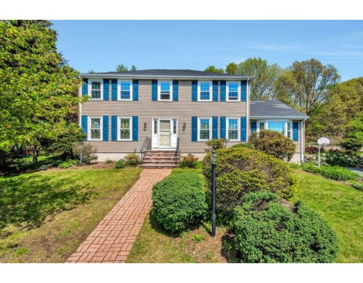 Single Family Home for Sale at 6 Strawberry Lane Woburn, Massachusetts 01801 United States