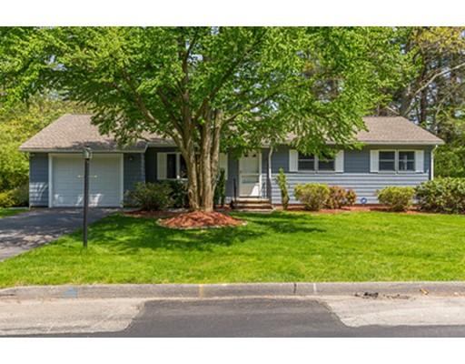 Single Family Home for Sale at 46 Buckingham Billerica, Massachusetts 01821 United States