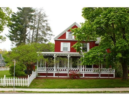 متعددة للعائلات الرئيسية للـ Sale في 45 Hopedale Street Hopedale, Massachusetts 01747 United States