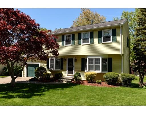 Single Family Home for Sale at 234 Beacon Street Framingham, Massachusetts 01701 United States