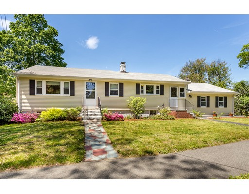Single Family Home for Sale at 20 Old Randolph Street Canton, Massachusetts 02021 United States