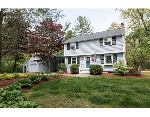 Picture 5 of 266 Hudson Rd  Sudbury Ma 4 Bedroom Single Family