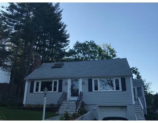 Single Family Home for Sale at 7 Wigwam Circle Arlington, Massachusetts 02474 United States
