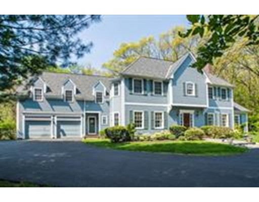 Single Family Home for Sale at 15 Graystone Lane Weston, Massachusetts 02493 United States