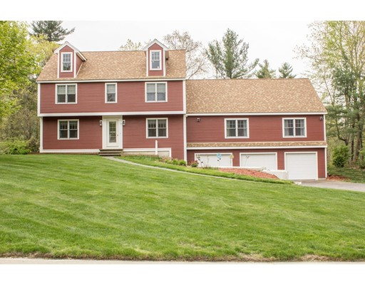 Single Family Home for Sale at 14 Brookdale Lane Pepperell, Massachusetts 01463 United States