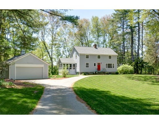 Picture 2 of 15 Washbrook Rd  Sudbury Ma 4 Bedroom Single Family