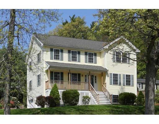 Single Family Home for Sale at 167 Parker Street Maynard, Massachusetts 01754 United States