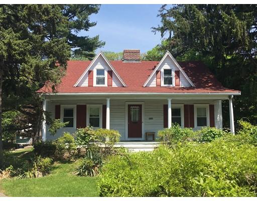 独户住宅 为 销售 在 406 Broadway 莫尔登, 马萨诸塞州 02148 美国