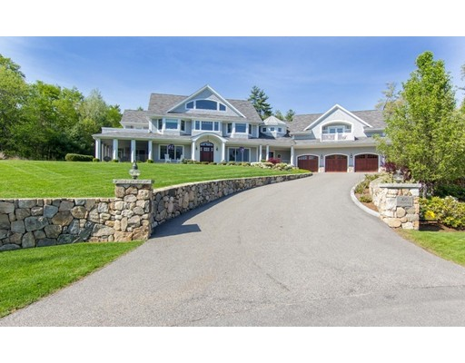Maison unifamiliale pour l Vente à 60 Turners Way Norwell, Massachusetts 02061 États-Unis
