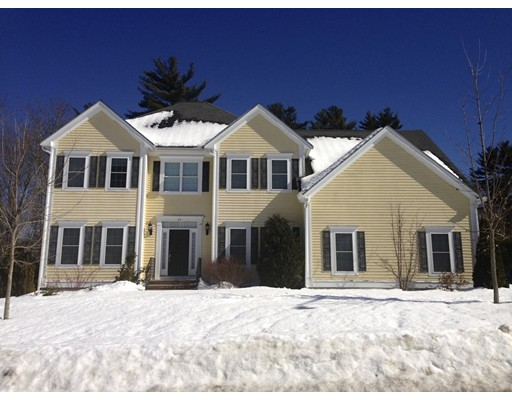 Single Family Home for Rent at 20 Mosher Lane Marlborough, Massachusetts 01752 United States