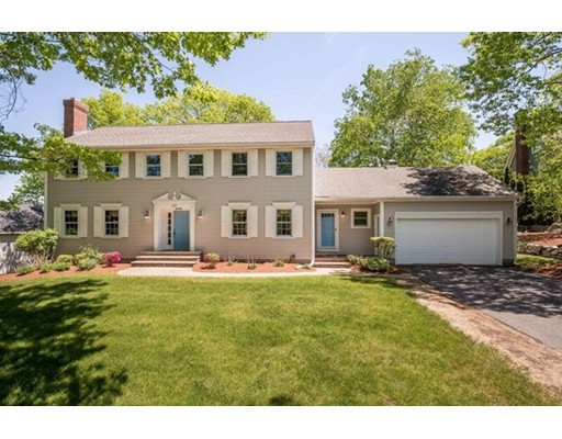 Single Family Home for Sale at 25 Holland Road Wakefield, Massachusetts 01880 United States