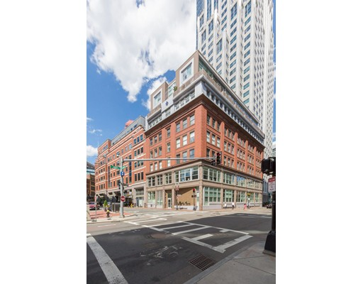 88 Kingston St 6A, Boston, MA 02111