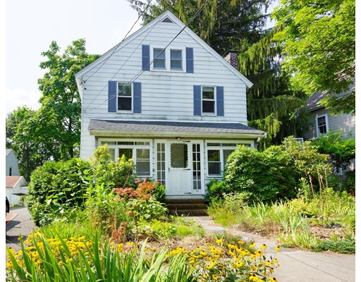 10 Parker Ave., Newton, MA 02459