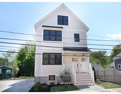 Condominium for Sale at 29 Dane Avenue Somerville, Massachusetts 02143 United States