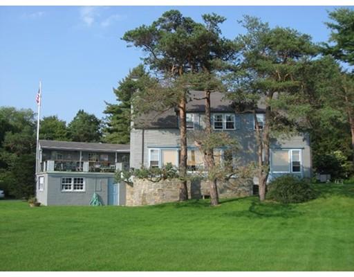 Casa Unifamiliar por un Alquiler en 50 PROCTOR Street Manchester, Massachusetts 01944 Estados Unidos