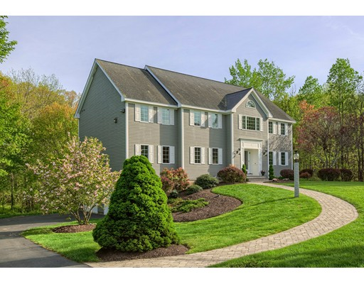 Picture 5 of 5 Dandelion Dr  Andover Ma 4 Bedroom Single Family