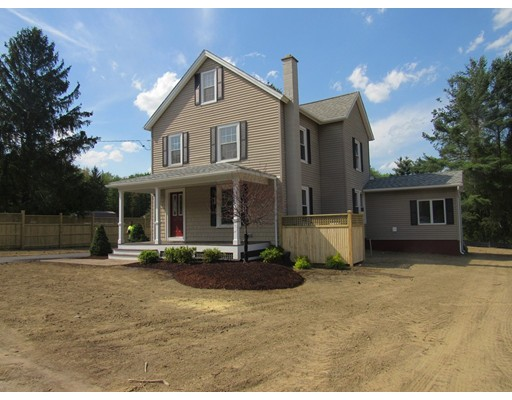Single Family Home for Sale at 63 Highland Avenue Easthampton, Massachusetts 01027 United States