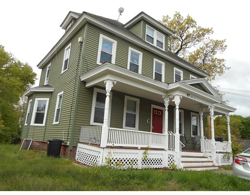 Multi-Family Home for Sale at 67 Front Street Shirley, Massachusetts 01464 United States