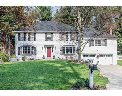 Picture 1 of 12 Blackberry Ln  Andover Ma  4 Bedroom Single Family