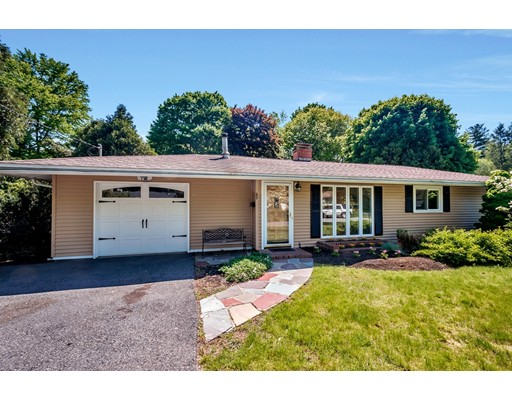 Single Family Home for Sale at 63 Donna Road Framingham, Massachusetts 01701 United States