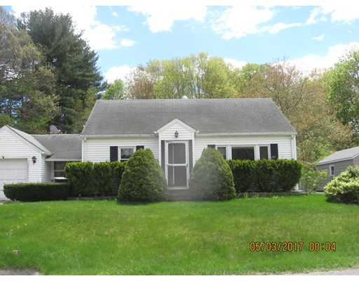 Single Family Home for Sale at 10 Winchester Avenue Auburn, Massachusetts 01501 United States