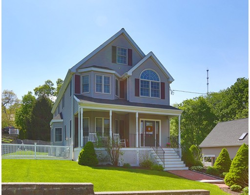 Picture 1 of 19 Minihans Lane  Quincy Ma  4 Bedroom Single Family#
