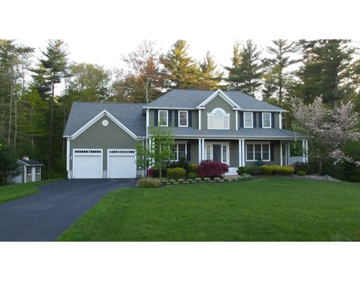 Single Family Home for Sale at 209 Craven Court Taunton, Massachusetts 02780 United States