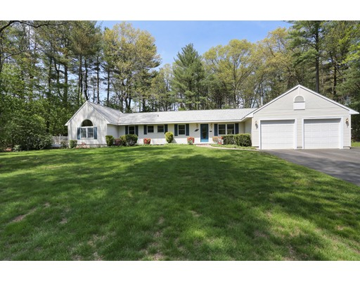 Picture 1 of 20 Greenwood Rd  Sudbury Ma  4 Bedroom Single Family#